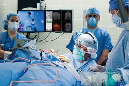 Лечение эпилепсии в Израиле. Операции