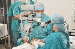 Лечение отслоения сетчатки в Израиле. Отзывы и цены