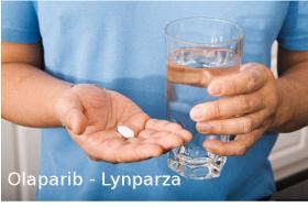 Lynparza, Olaparib, инструкция, цены и где купить