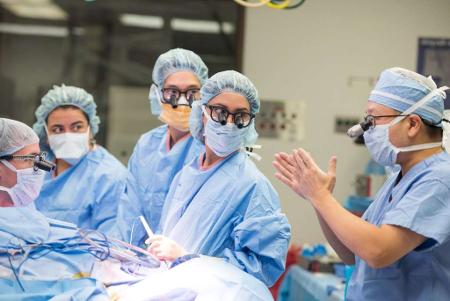 Лечение краниосиностоза в Израиле. Операция