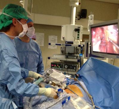 Лапароскопическая хирургия в Израиле