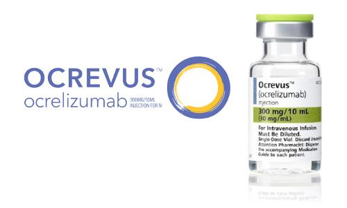 Окрелизумаб Окревус Ocrelizumab Ocrevus - отзывы, инструкция, цена и где лучше купить
