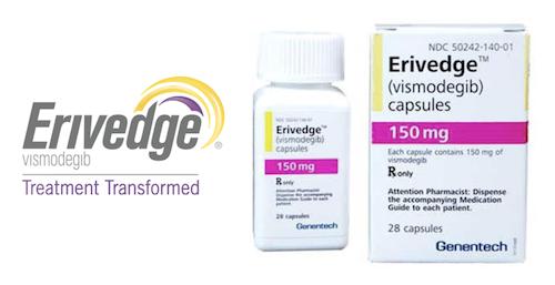 Продам Эриведж, купить Висмодегиб, цена Erivedge, Vismodegib - отзывы, инструкция