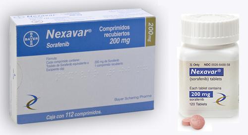 Нексавар Nexavar Cорафениб Sorafenib - отзывы, цена и где купить