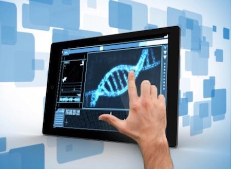 Секвенирование генома и анализ на мутацию раковых клеток в онкологии
