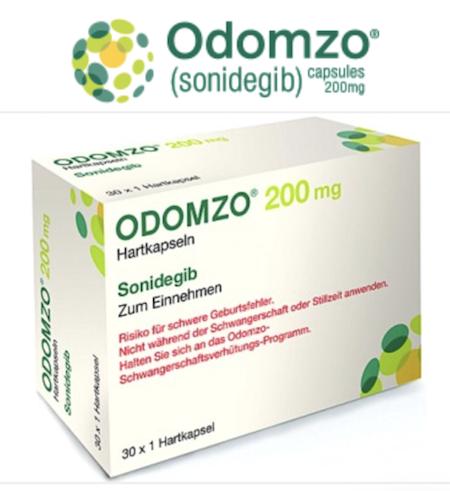 продам Одомзо, Купить Одомзо, Odomzo цена, Sonidegib отзывы, Сонидегиб инструкция
