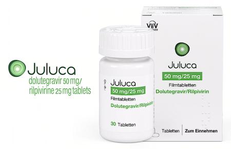 Цена Juluca, продам Джулука и где лучше купить