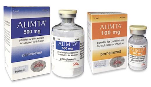 Купить Алимта, продам Пеметрексед, цена Alimta, инструкция Pemetrexed