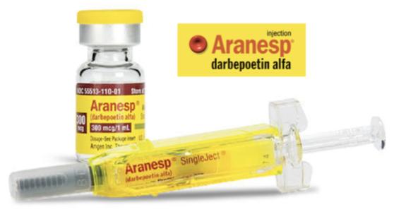 Купить Аранесп, продам Дарбэпоэтин, цена Aranesp, инструкция Darbepoetin