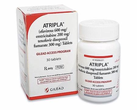 Купить Атрипла, продам Atripla: цена, инструкция, отзывы