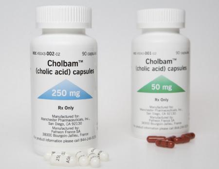 Купить Холбам, продам холевую кислоту, цена Cholbam, купить cholic acid