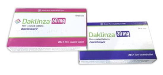Купить Даклинза, продам Даклатасвир, цена Daklinza, купить Daclatasvir
