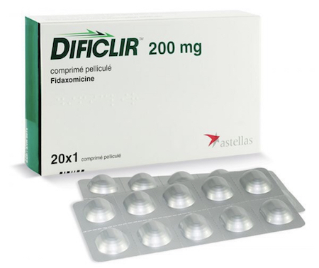 Купить Дификлир, продам Фидаксомицин, цена Dificlir, купить Fidaxomicin