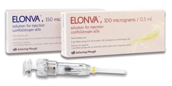 Купить Элонва, продам Корифоллитропин альфа, цена Elonva, купить corifollitropin alfa