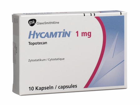 Купить Гикамтин, продам Топотекан, цена Hycamtin, купить Topotecan