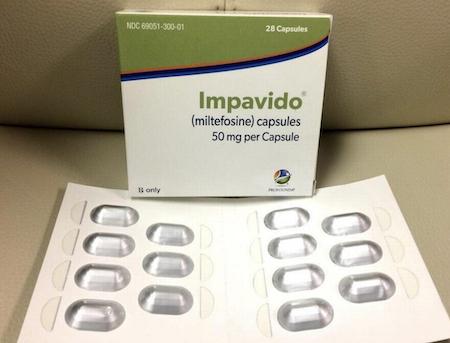 Купить Импавидо, продам Милтефозин, цена Impavido, купить Miltefosine от лейшманиоза