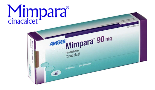 Купить Мимпара, продам Цинакальцет, цена Mimpara, купить Cinacalcet