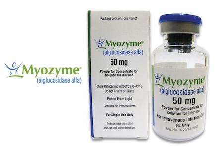 Купить Майозайм, продам Myozyme от болезни Помпе, цена Миозим, купить Myozyme