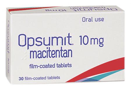 Купить Опсамит, продам Мацитентан, цена Opsumit, купить Macitentan