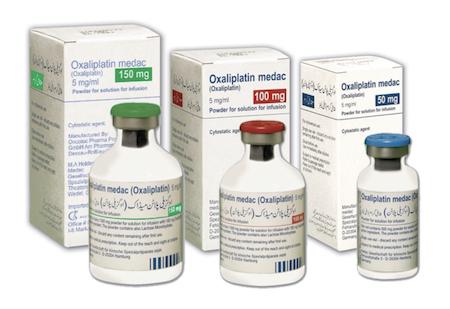 Купить Оксалиплатин Медак, продам Oxaliplatin Medac, цена Оксалиплатин Медак