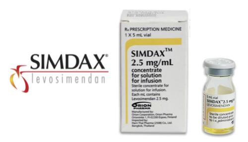 Купить Симдакс, продам Левосимендан, цена Simdax, купить Levosimendan