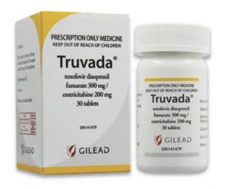 Купить Трувада, продам Truvada