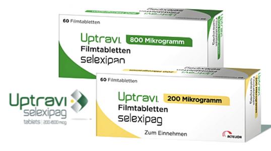 Купить Уптрави, продам Селексипаг, цена Uptravi, купить Selexipag, купить Аптрави