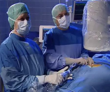 Эпидуроскопия позвоночного канала в Израиле. Отзывы и цена