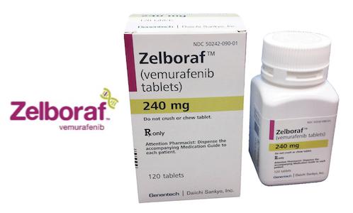 Купить Зелбораф, продам Вемурафениб, цена Zelboraf, купить Vemurafenib