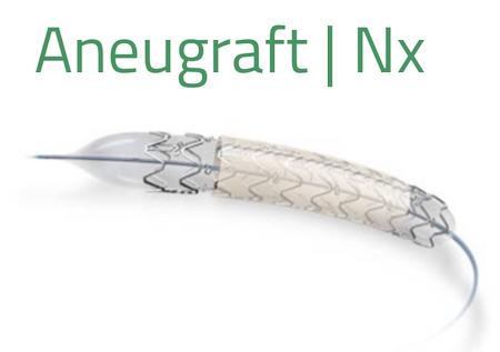 Сосудистый стент Aneugraft Nx