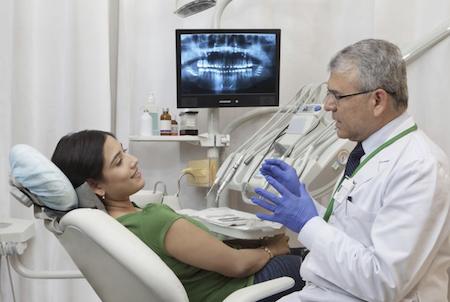 Остеопатия в Израиле и лечение зубов