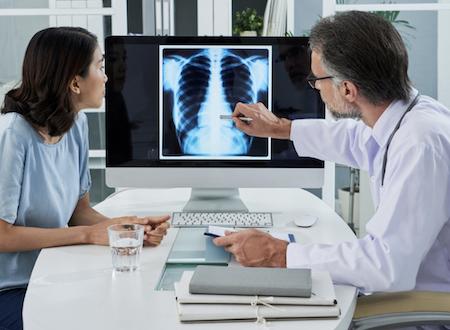 Лечение эмфиземы лёгких в Израиле. Отзывы и цены