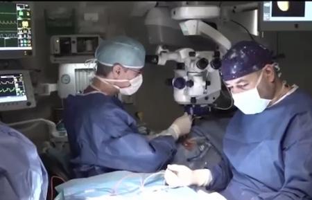 Лечение пигментного ретинита в Израиле. Отзывы и цены