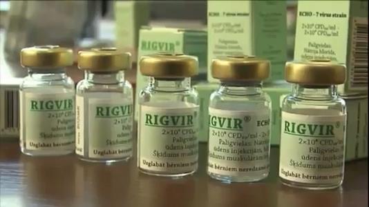Виротерапия Ригвир от рака. Отзывы, цена и где купить