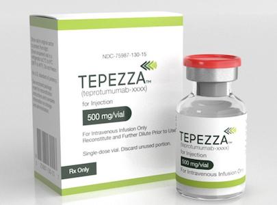 Купить Тепезза, продам Тепротумумаб, цена Tepezza, купить Teprotumumab