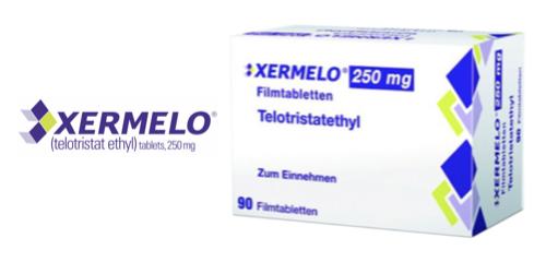 Купить Ксермело, продам Телостристат, цена Xermelo, купить Telotristat ethyl