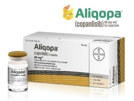 Купить Аликопа, продам Копанлисиб, цена Aliqopa, купить Copanlisib