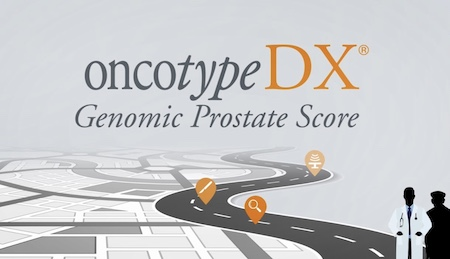 Онкотест рака простаты OncotypeDX Genomic Prostate Score