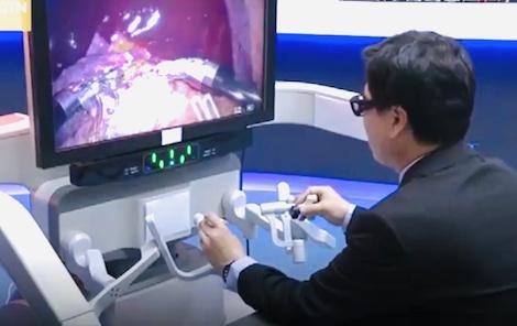 Удаленная хирургия и операции с помощью связи 5G за рубежом