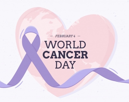Международный день борьбы с раком - 4 февраля