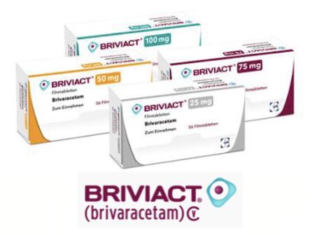 Купить Бривиакт, продам Бриварацетам, цена Briviact, купить Brivaracetam