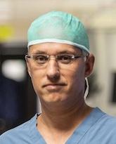 Нир Любецки, гепатобилиарный онкохирург, трансплантолог