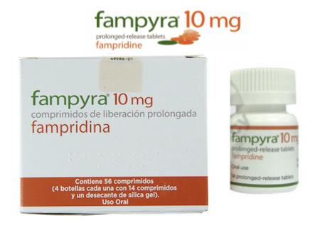Купить Фампира, продам Фампридин, цена Fampyra, купить Fampridine